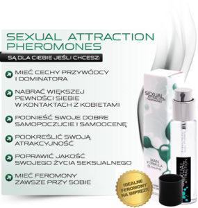 skuteczne feromony na kobietę