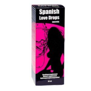 afrodyzjaki dla kobiet spanish love drops