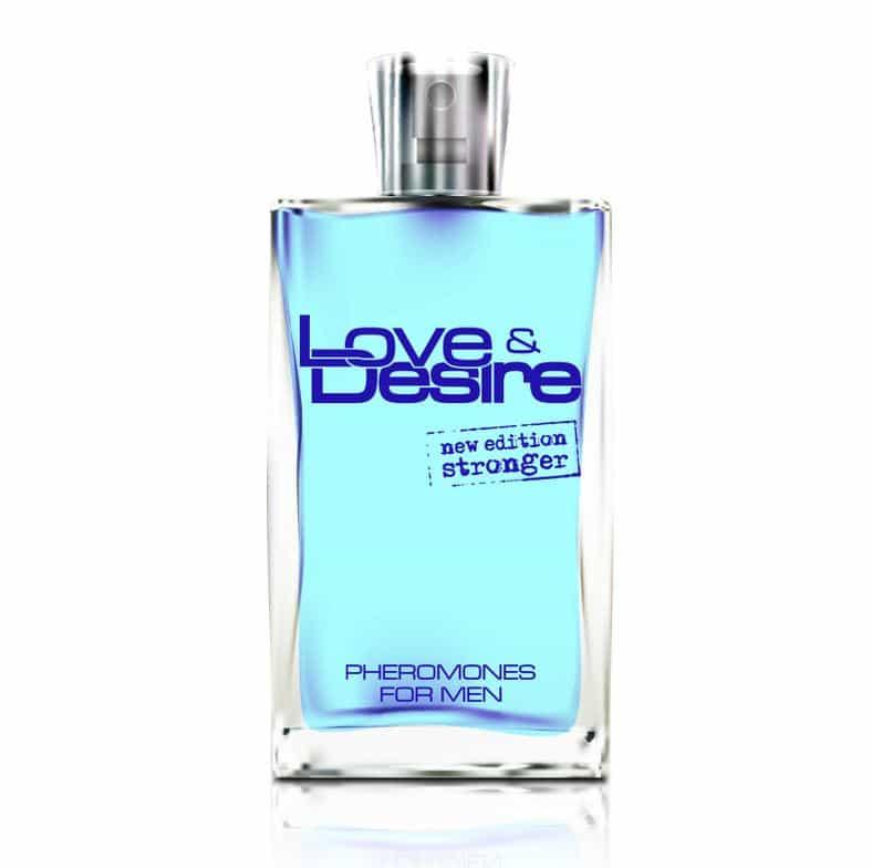 feromony męskie love and desire