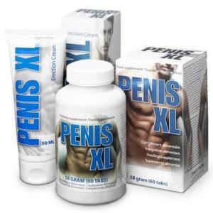 tabletki i kremy na powiększanie penisa