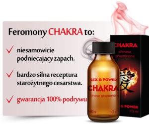 perfumy z feromonami dla mężczyzn chakra